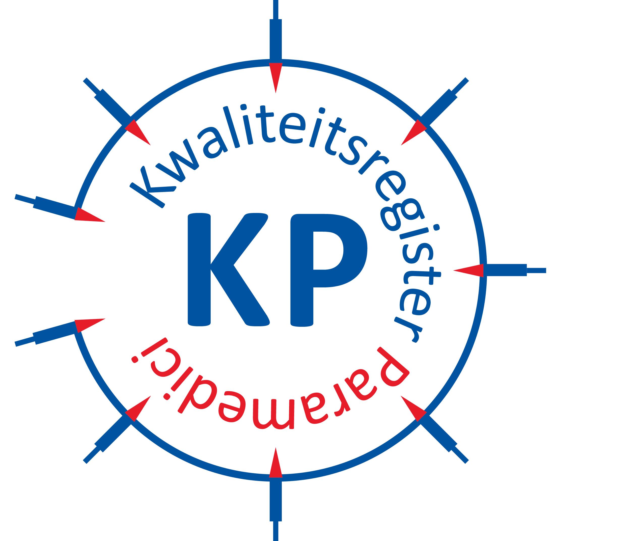 KP kwaliteitsregister paramedici